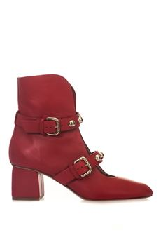 Leather ankle boots Red Valentino | 5032324 | PQ2S0A23-AYVCC7