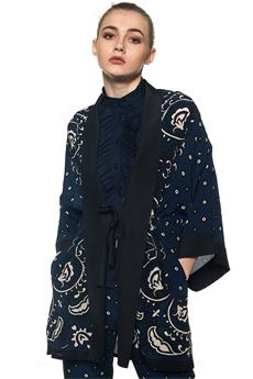 Silk tunic Red Valentino | 2035781291 | PR0CI0M1-3NBAK8