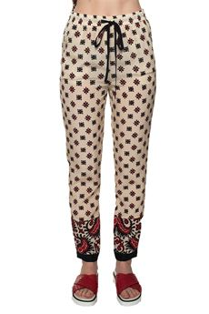 Trousers with lace tie Red Valentino | 9 | PR0RB153-3NAC61