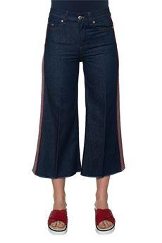 Jeans modello capri Red Valentino | 24 | PR3DD02A-3H5BLR