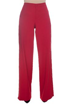 Palazzo trousers Red Valentino | 9 | PR3RB120-0VMCC7