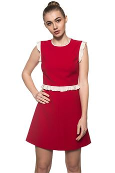 Sheath dress Red Valentino | 130000002 | PR3VA6E5-3FT487