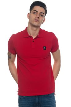 Polo shirt in cotton piquet Refrigue | 2 | POLO-R50040PMT1M006