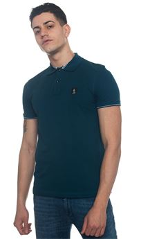 Polo shirt in cotton piquet Refrigue | 2 | POLO-R50040PMT1M11004