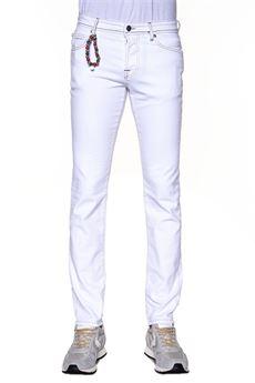 Jeans 5 tasche 529 RRS Bull elastan Roy Rogers | 24 | 529-RRS BULLGAN
