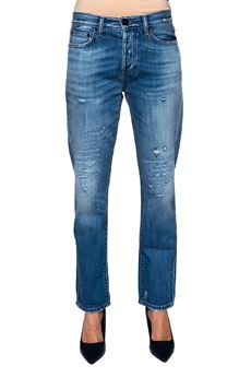 Kane 5 pocket Jeans with cuttings Roy Rogers | 24 | INES ROCKS-DENIMKANE