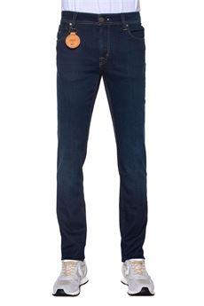 Jeans 5 tasche Tramarossa | 24 | LEONARDO_SLIM-D3066 MONT