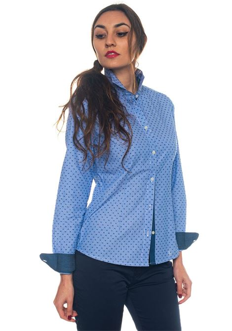 Dixie Shirt Ls Blouse US Polo Assn | 6 | 43005-51923770