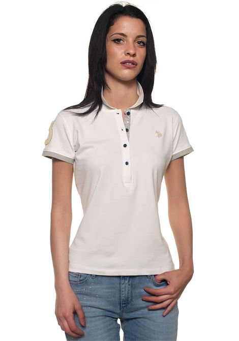 Polo in cotone piquet US Polo Assn | 2 | 43756-48439101