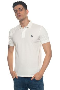 Institutional Polo polo shirt in cotton piquet US Polo Assn | 2 | 43762-41029101