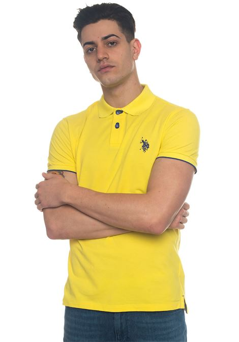 Gummy Polo polo shirt in cotton piquet US Polo Assn | 2 | 43766-41029111