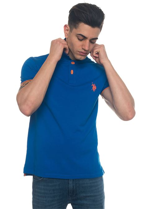 Polo in cotone piquet Gummy Polo US Polo Assn | 2 | 43766-41029137
