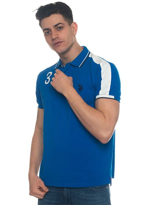 World Cup Polo polo shirt in piquè US Polo Assn | 2 | 43770-41029137 ITA