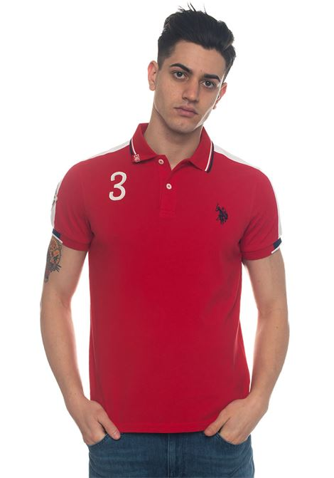 World Cup Polo polo shirt in piquè US Polo Assn | 2 | 43770-41029155 EN