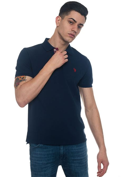 Gregori Polo Short-sleeved polo shirt in piquè US Polo Assn | 2 | 43776-52024477