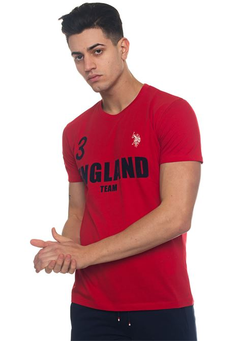 World Cup Tee T-shirt US Polo Assn | 8 | 43800-49351155 EN