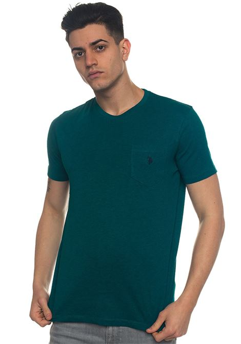 Uspa Pocket Tee T-shirt US Polo Assn | 8 | 43807-52026148