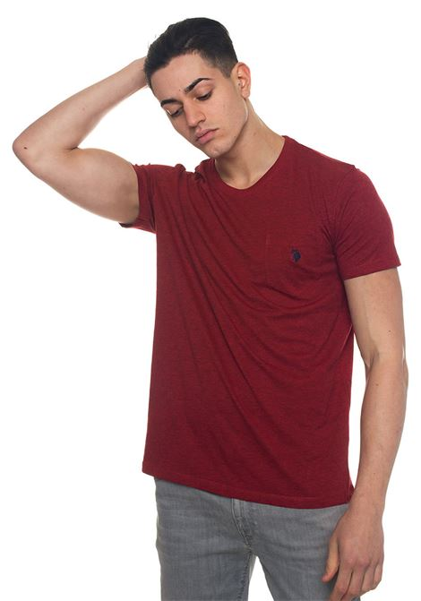 Uspa Pocket Tee T-shirt US Polo Assn | 8 | 43807-52026155