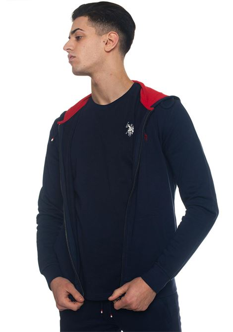 Sweatshirt with hood US Polo Assn | 20000055 | 43846-52088177