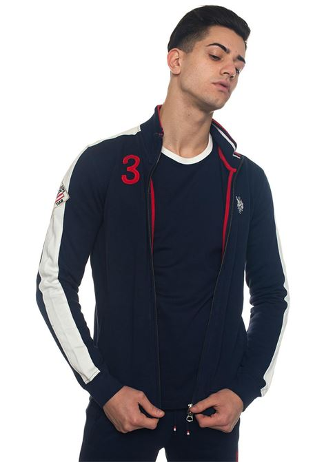 Uspa Team Fleece Sweatshirt US Polo Assn | 20000055 | 43852-52088177