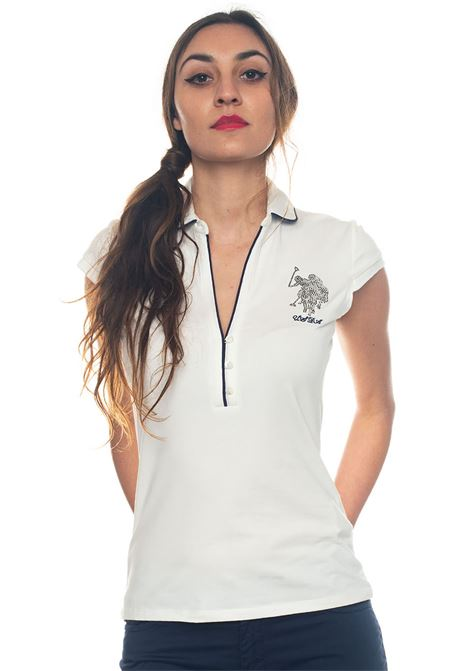 Polo in jersey Angelina Polo Ss US Polo Assn | 2 | 43869-47041101