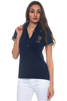 Nadine Polo Ss Short-sleeved polo shirt in piquè US Polo Assn | 2 | 43876-48439177