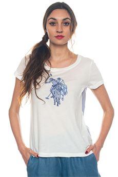 T-shirt Charlene Tee Ss US Polo Assn | 8 | 43903-51476507