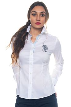 Donelle Shirt Ls Cotton blouse US Polo Assn | 6 | 43994-51702100