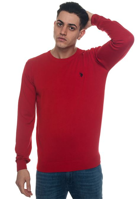 Pullover girocollo Istitutional Knit US Polo Assn | 7 | 44027-51727155