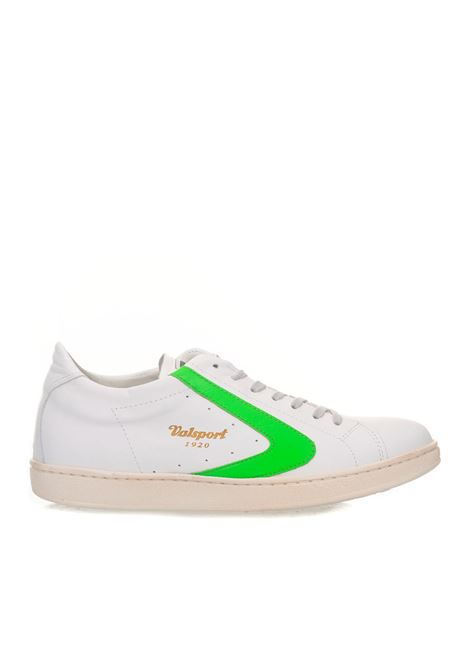 Sneakers with laces Valsport | 5032317 | TOURNAMENT-FLUOVERDE