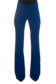 Pantalone morbido in cady Versace Collection | 9 | G34089-G601411G1343