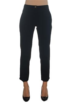 Soft trousers in cady Versace Collection | 9 | G34539-G600556G1008