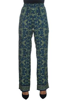 Soft trousers Versace Collection | 9 | G35394-G603744G7343