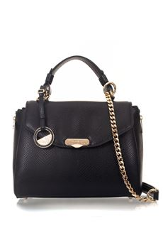 Borsa in pelle media Versace Collection | 31 | LBF0302-LVVPL410C
