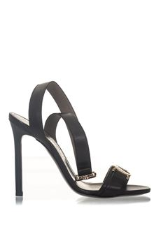 Leather strap sandals Versace Collection | 20000009 | LSD558O-LNPAL41OC