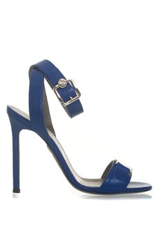 Leather strap sandals Versace Collection | 20000009 | LSD558O-LNPAL47OC