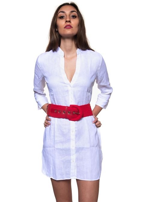 Linen dress Vincenzo De Lauziers | 130000002 | CAPRI-VI08681