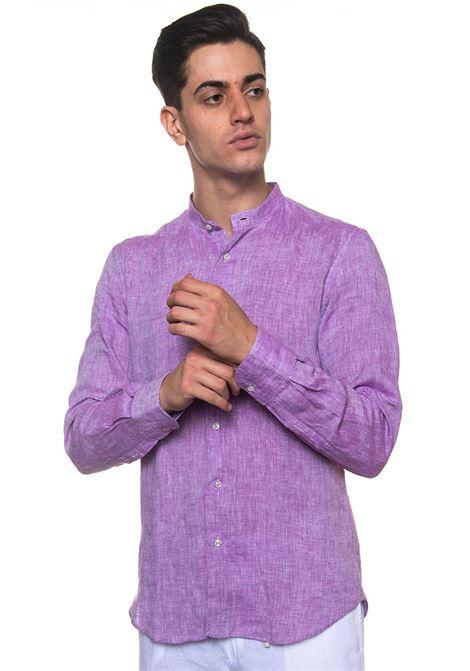 Camicia casual Vincenzo De Lauziers | 6 | CO-BL081816