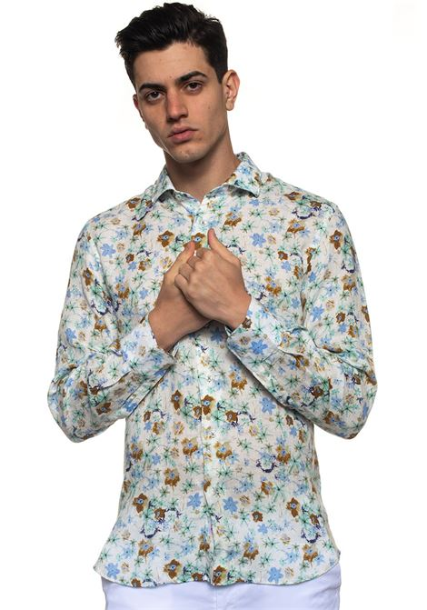 Casual shirt Vincenzo De Lauziers | 6 | FR47-TC8614