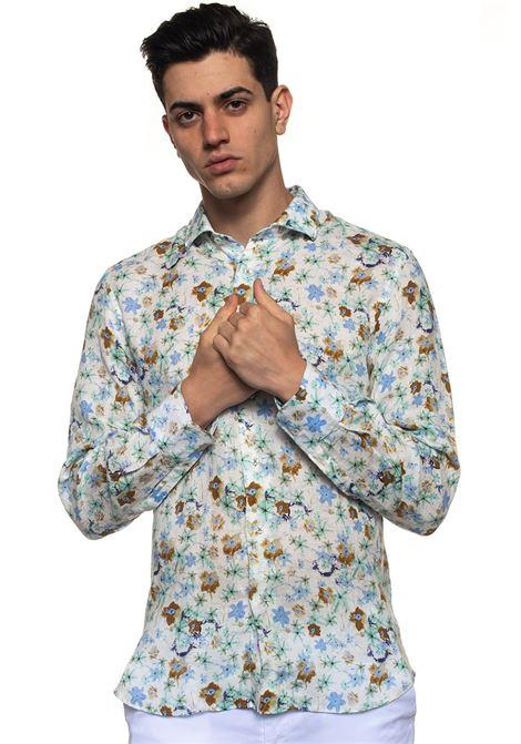 Camicia casual Vincenzo De Lauziers | 6 | FR47-TC8614