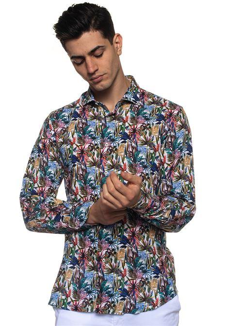 Camicia casual Vincenzo De Lauziers | 6 | FR47-TX8672