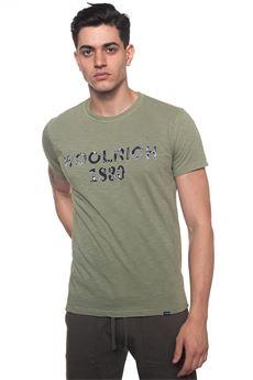 Round-necked T-shirt Woolrich | 8 | WOTEE1134-FJ05634
