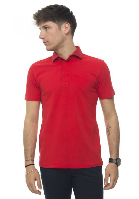 Short sleeve polo shirt Andrea Fenzi | 2 | 45-E830332510