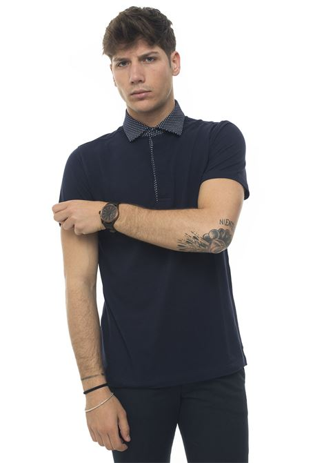 Short sleeve polo shirt Andrea Fenzi | 2 | 45-E830334920