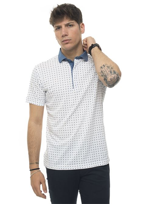 Short sleeve polo shirt Andrea Fenzi | 2 | 45-E830430000