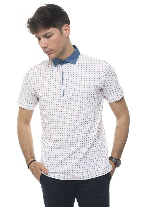 Short sleeve polo shirt Andrea Fenzi | 2 | 45-E830440000