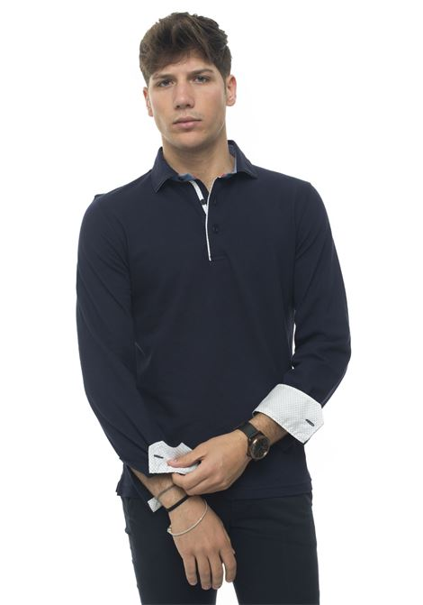 Polo shirt long sleeves Andrea Fenzi | 2 | 49-E820434920