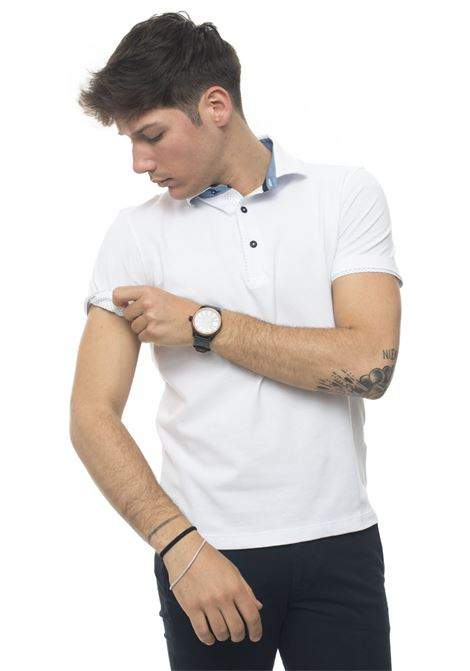 Short sleeve polo shirt Andrea Fenzi | 2 | 4G-E820330000