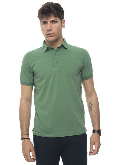 Short sleeve polo shirt Andrea Fenzi | 2 | 4G-E851133501