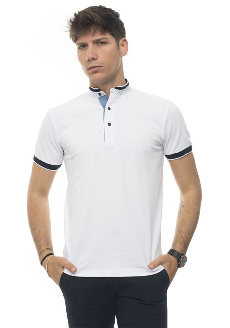Short sleeve polo shirt Andrea Fenzi | 2 | 7D-E820630000